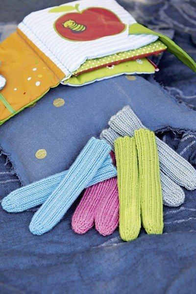 Breipatroon Baby sokken