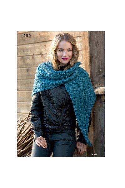 Breipatroon Driehoekige sjaal