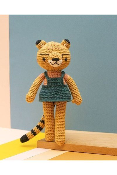 Haakpatroon Cheeta