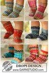Breipatroon Vest en sokken van andere kant