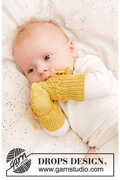 Breipatroon Babywanten
