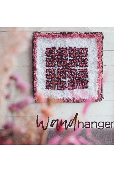 Macrame patroon Wandhanger