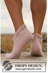 Haakpatroon pantoffels van andere kant