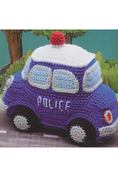 Haakpatroon Politie auto