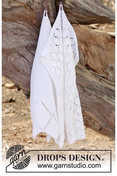 Breipatroon Handdoeken