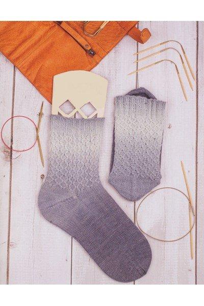 Breipatroon Sokken Minicable