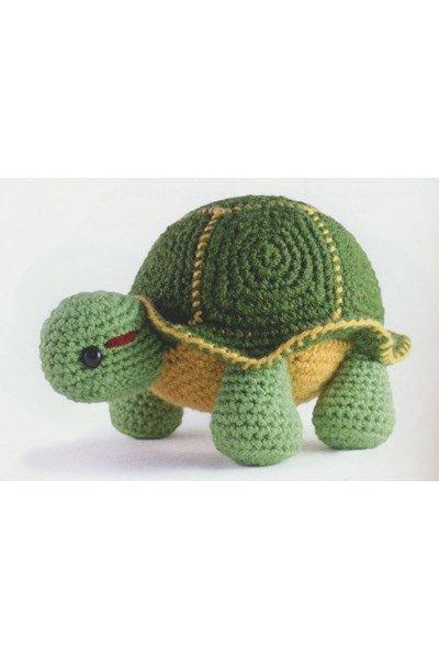 Haakpatroon Schildpad