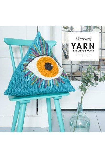 Haakpatroon Bright sight cushion