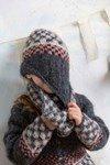 Breipatroon Muts en sjaal van andere kant