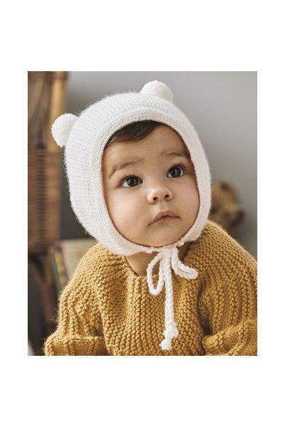Breipatroon Babymutsje