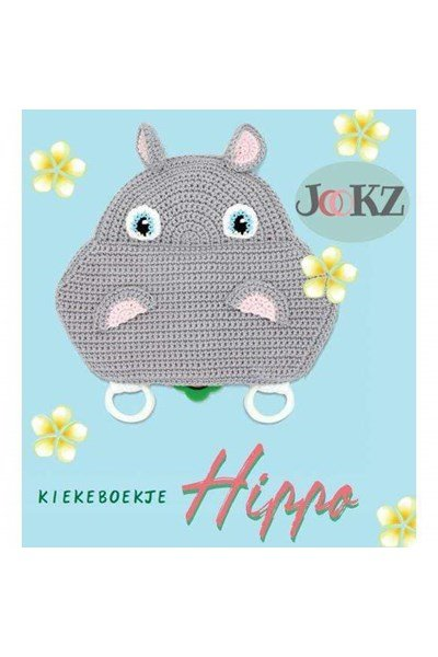 Haakpatroon Kiekeboekje Hippo