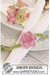 Haakpatroon bloem van andere kant