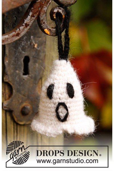 Haakpatroon Spookje