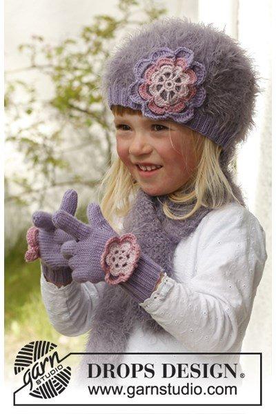 Brei- en haakpatroon Handschoenen