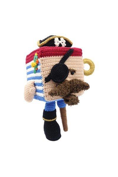 Haakpatroon Piraat