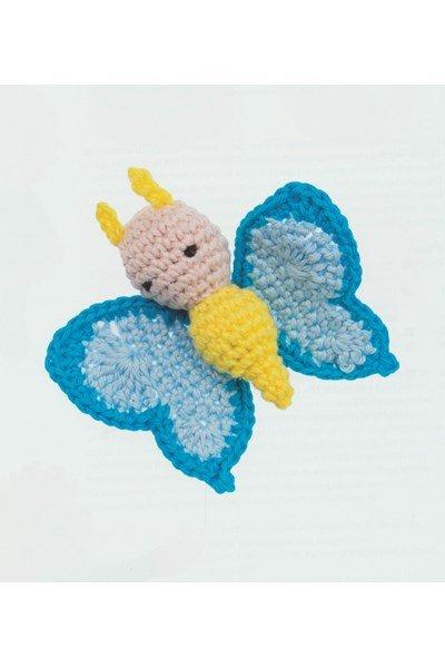 Haakpatroon Vlinder Vera