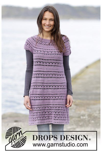 Haakpatroon Gehaakte jurk