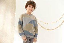 Breipatroon Jongens trui