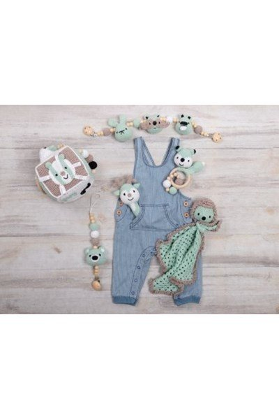 Haakpatroon Babyspeeltjes set