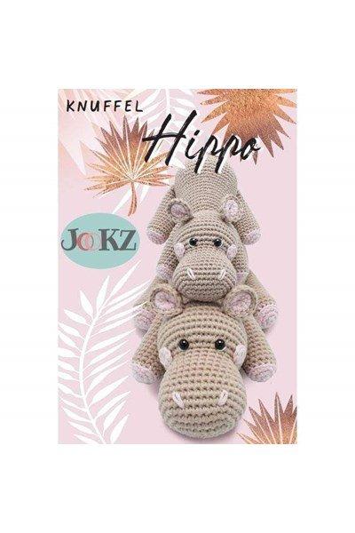 Haakpatroon Hippo s