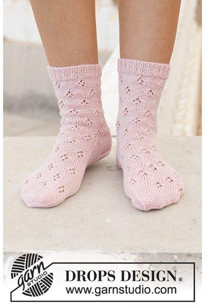 Breipatroon Dames sokken