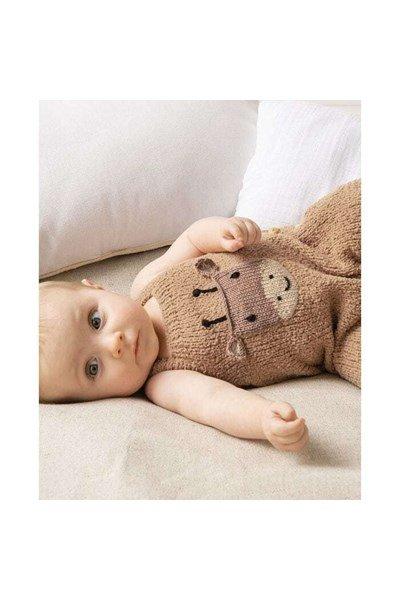 Breipatroon Baby kruippakje
