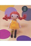 Haakpatroon meisjes pop Pippi Langkous, ....