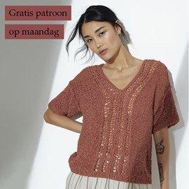 Gratis patroon - Damesshirt