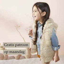 Gratis patroon - Breipatroon Gilet