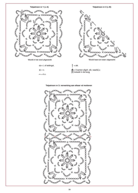 Gratis patroon - Haakpatroon Gilet